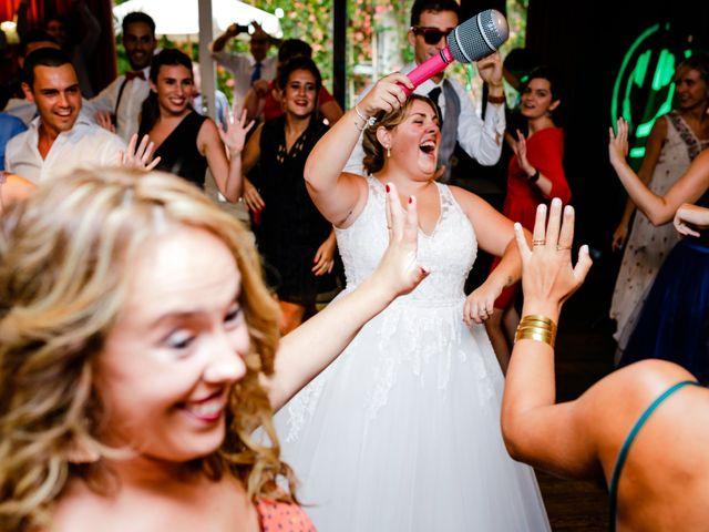 La boda de Mikel y Leire en Zumarraga, Guipúzcoa 91
