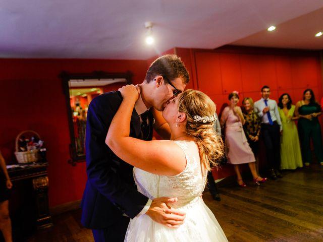 La boda de Mikel y Leire en Zumarraga, Guipúzcoa 94