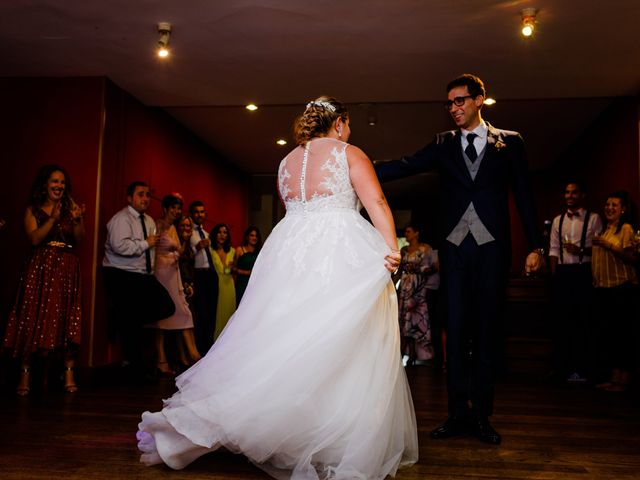 La boda de Mikel y Leire en Zumarraga, Guipúzcoa 97