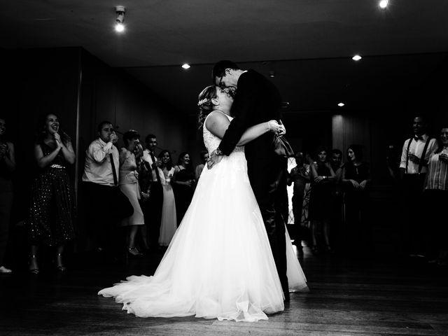 La boda de Mikel y Leire en Zumarraga, Guipúzcoa 98