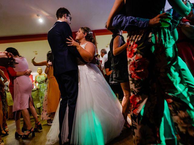 La boda de Mikel y Leire en Zumarraga, Guipúzcoa 102