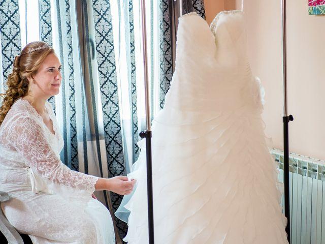 La boda de Manuel y Silvia en Tarancon, Cuenca 3