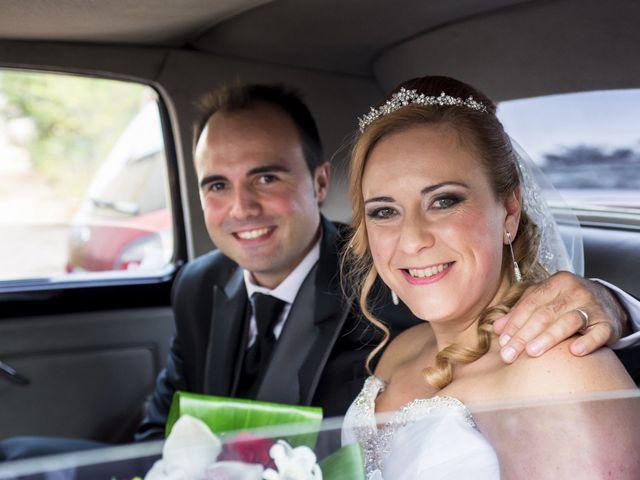La boda de Manuel y Silvia en Tarancon, Cuenca 6