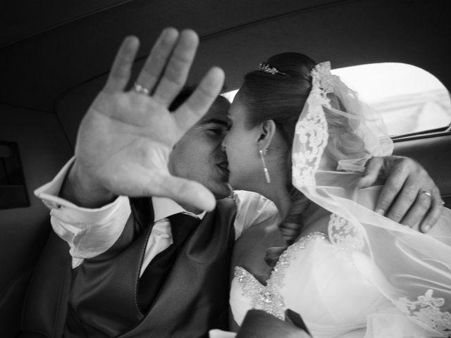 La boda de Manuel y Silvia en Tarancon, Cuenca 9