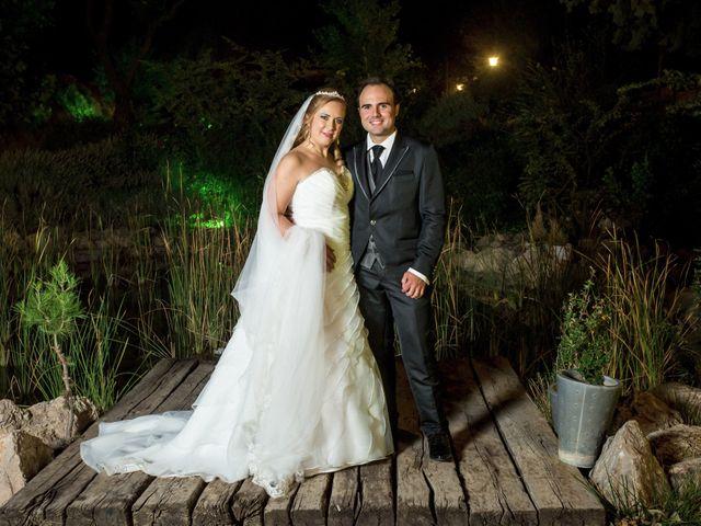 La boda de Manuel y Silvia en Tarancon, Cuenca 10