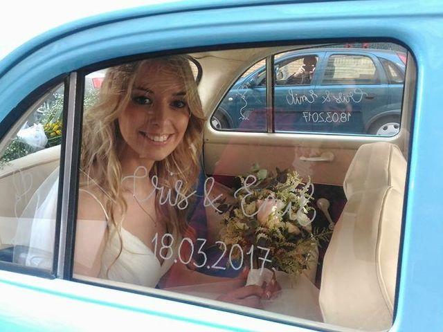 La boda de Emil y Cristina en El Poblet, Alicante 1