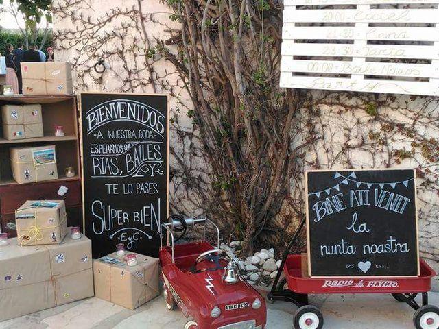 La boda de Emil y Cristina en El Poblet, Alicante 2