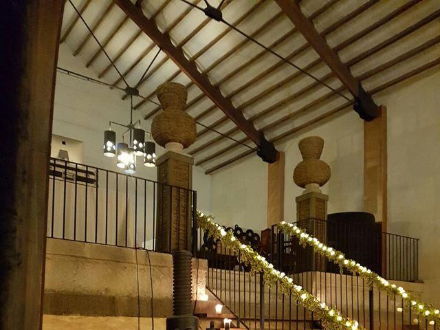 La boda de Emil y Cristina en El Poblet, Alicante 8