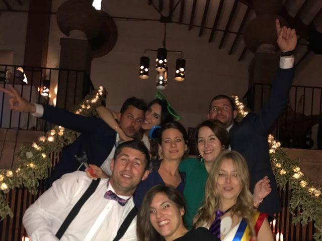 La boda de Emil y Cristina en El Poblet, Alicante 11