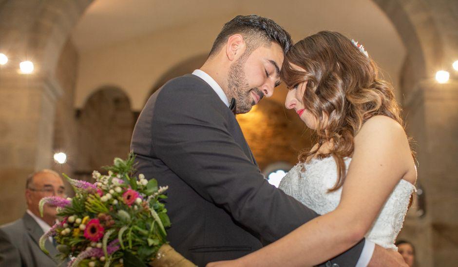 La boda de Manuel y Erica en Xinzo De Limia, Orense
