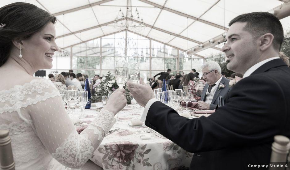 La boda de Ángel y Emérita en L' Olleria, Valencia