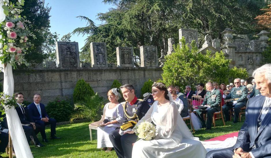La boda de Jose y Lucía  en Vigo, Pontevedra