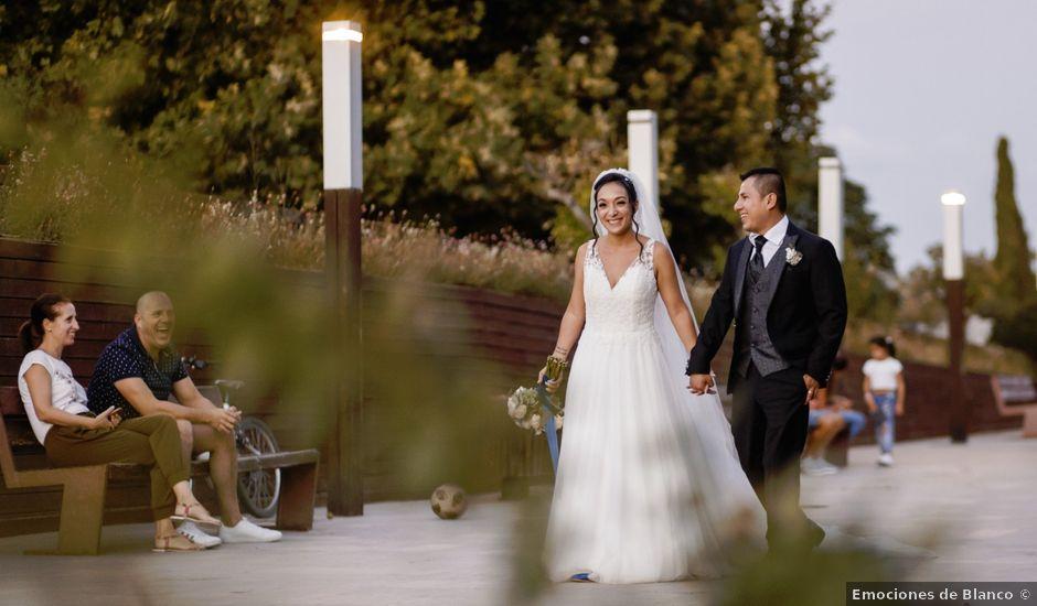 La boda de Armando y Ana en Atarfe, Granada