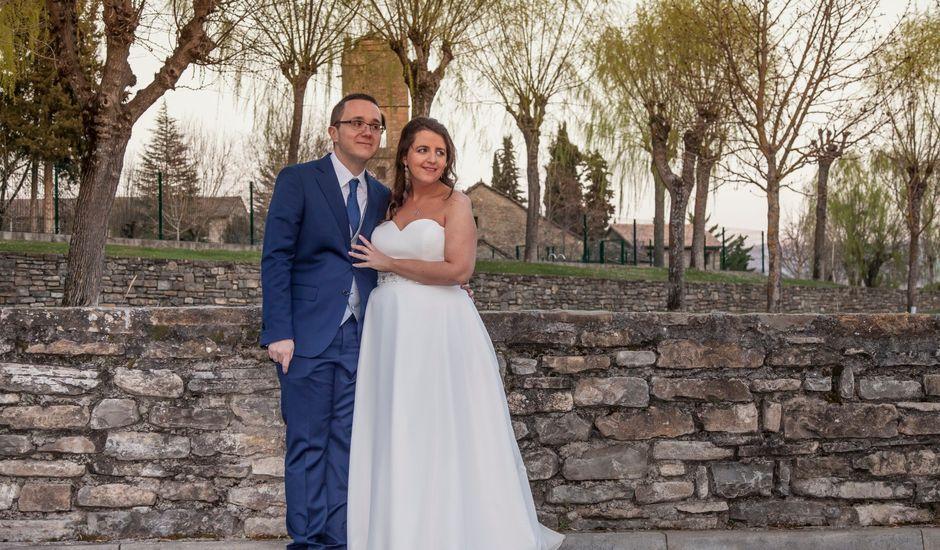 La boda de Adrián y Patricia en Morillo De Tou, Huesca