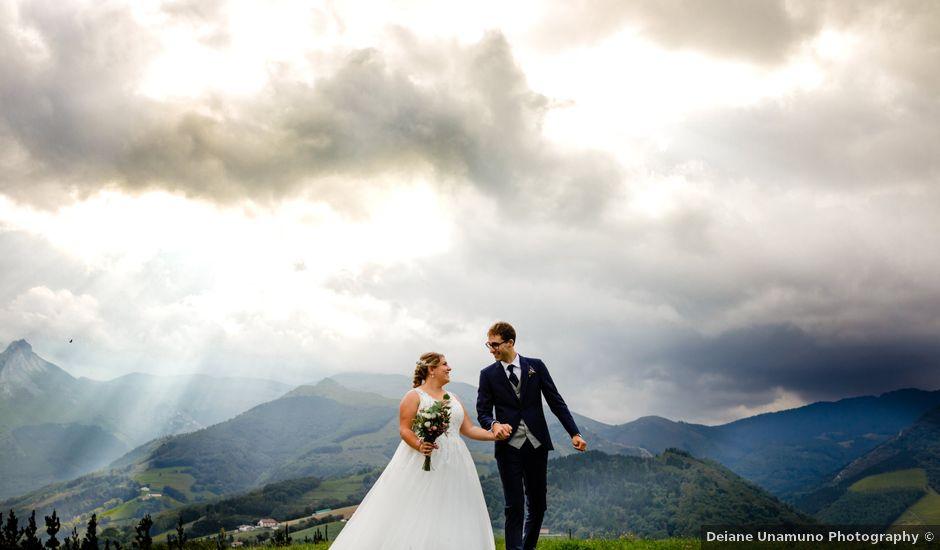 La boda de Mikel y Leire en Zumarraga, Guipúzcoa