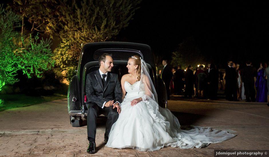 La boda de Manuel y Silvia en Tarancon, Cuenca