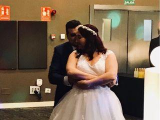 La boda de Inma  y Hector 1