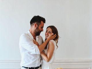 La boda de Pilar y Oriol