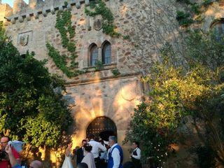 La boda de Guadalupe  y Genís  1