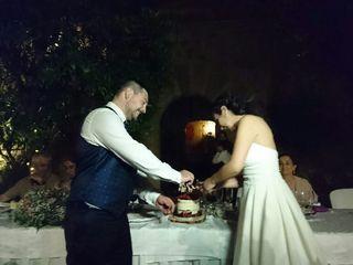 La boda de Guadalupe  y Genís