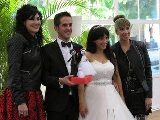 La boda de María y Vicente 3