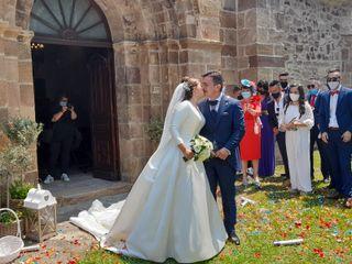 La boda de Maria y Alfonso
