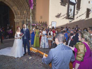 La boda de Jesica y Fran 3