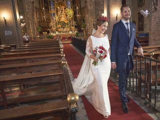 La boda de Jesica y Fran