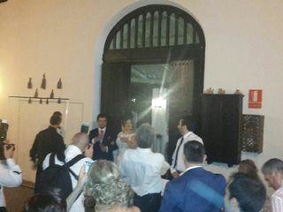 La boda de Isabel y José María