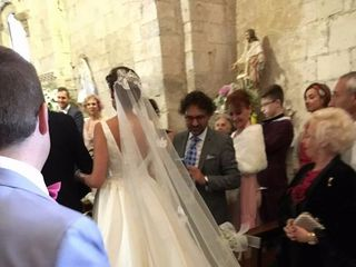 La boda de Carolina y Daniel 3