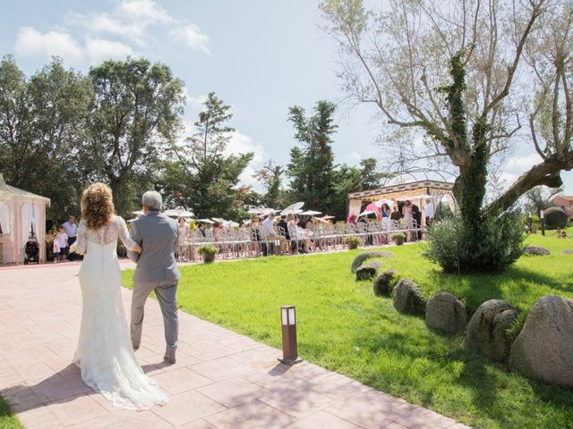 La boda de Joan y Maite en Santa Cristina D'aro, Girona 11
