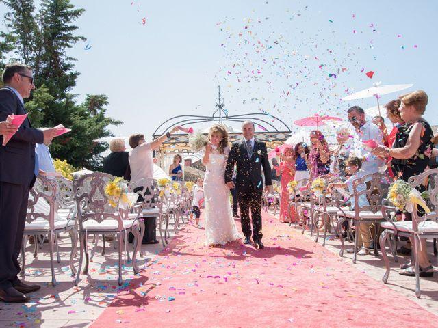 La boda de Joan y Maite en Santa Cristina D'aro, Girona 12
