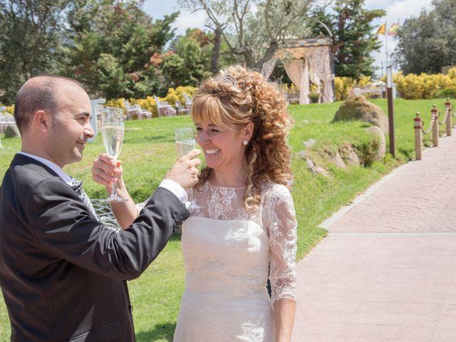 La boda de Joan y Maite en Santa Cristina D'aro, Girona 13