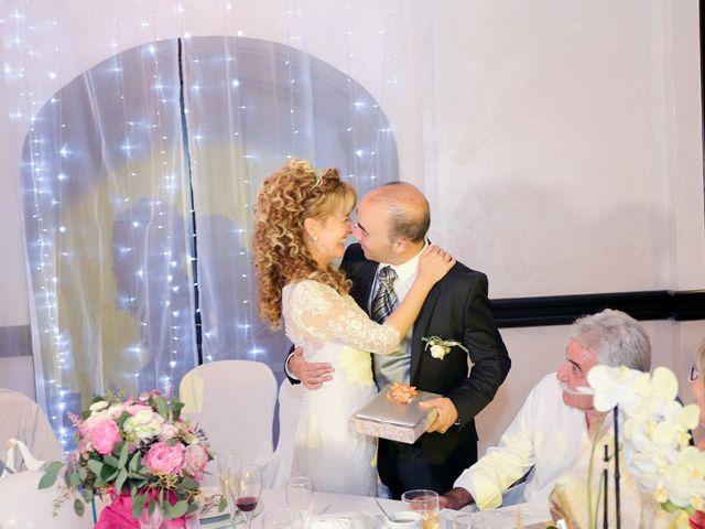 La boda de Joan y Maite en Santa Cristina D'aro, Girona 15