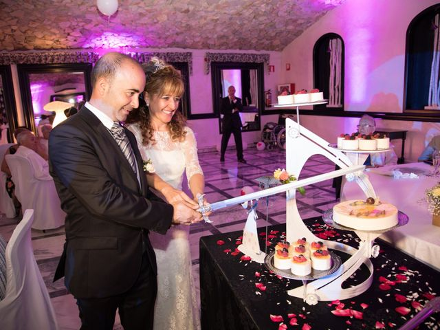 La boda de Joan y Maite en Santa Cristina D'aro, Girona 17