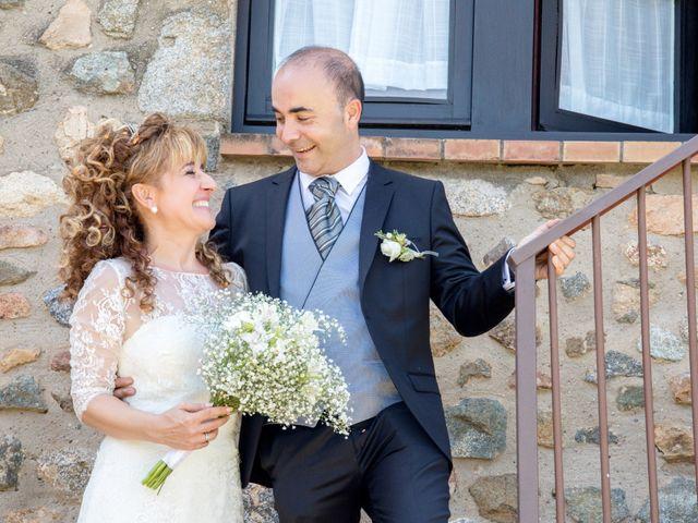 La boda de Joan y Maite en Santa Cristina D'aro, Girona 18