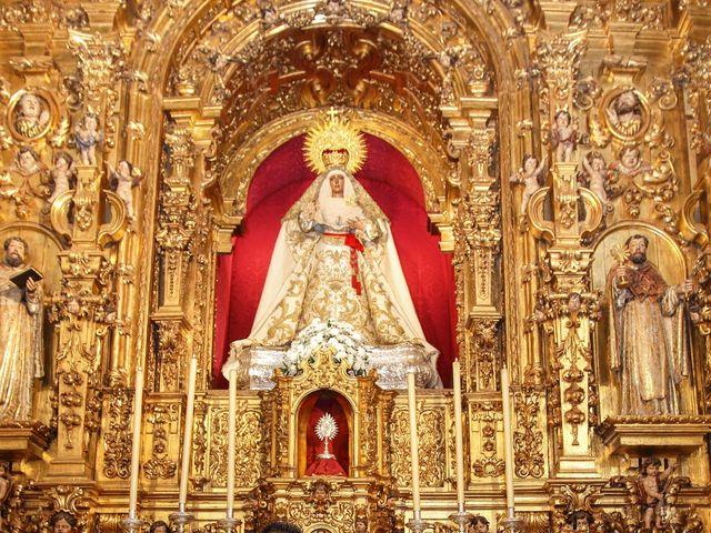 La boda de Juan y Cristina en Sevilla, Sevilla 1