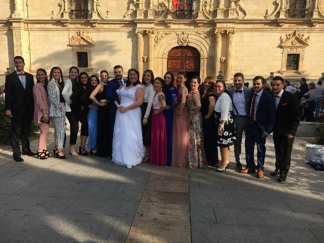 La boda de Hector y Inma  en Alcalá De Henares, Madrid 6