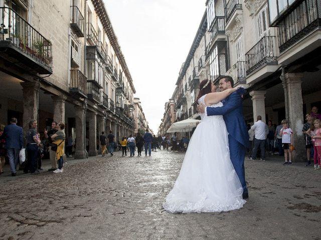 La boda de Hector y Inma  en Alcalá De Henares, Madrid 10
