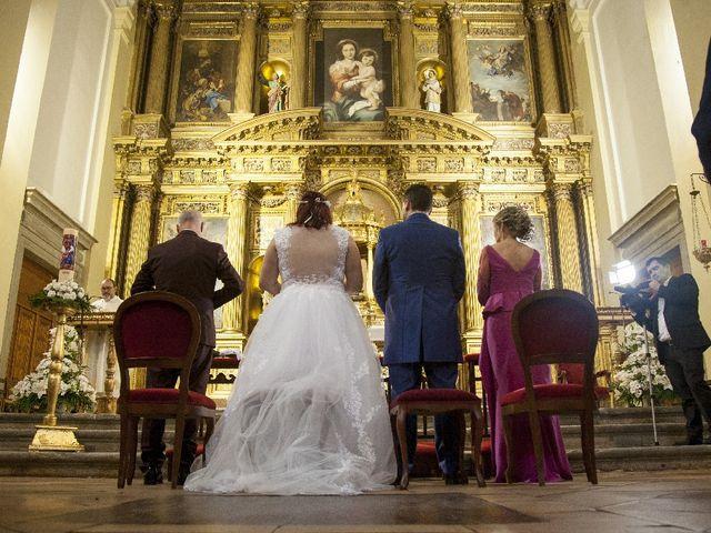La boda de Hector y Inma  en Alcalá De Henares, Madrid 11