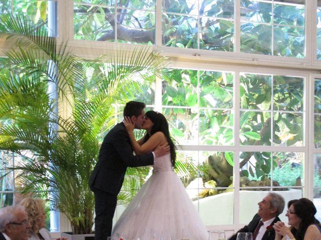 La boda de María y Vicente