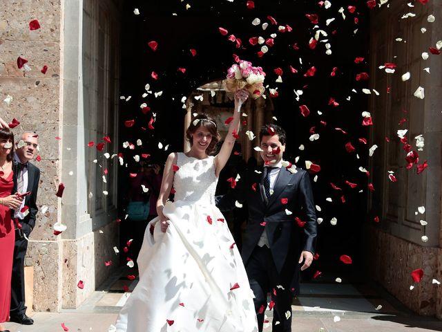 La boda de Silvia y Branco