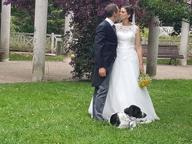La boda de Kenneth y Virginia en Getxo, Vizcaya 1