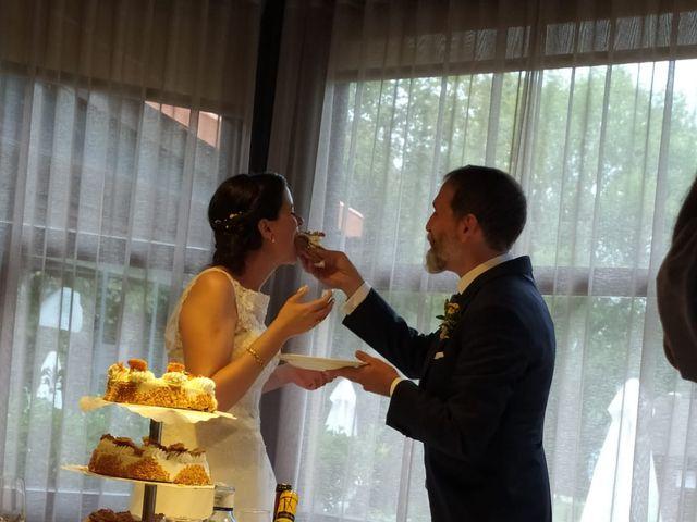 La boda de Kenneth y Virginia en Getxo, Vizcaya 9