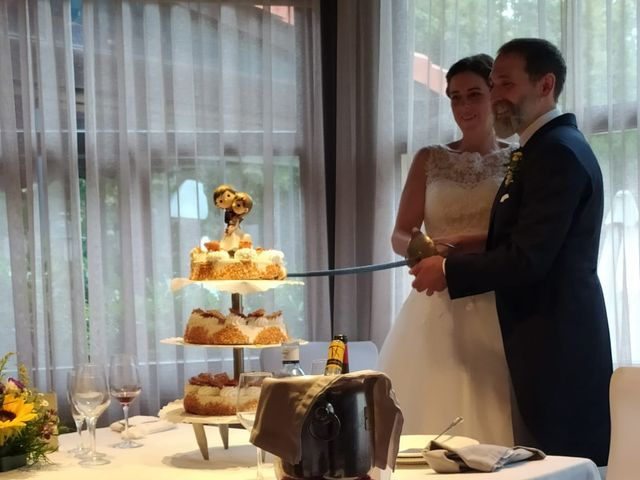 La boda de Kenneth y Virginia en Getxo, Vizcaya 10