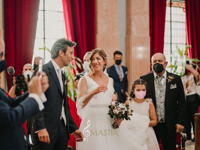 La boda de David  y Mercedes  en Murcia, Murcia 2