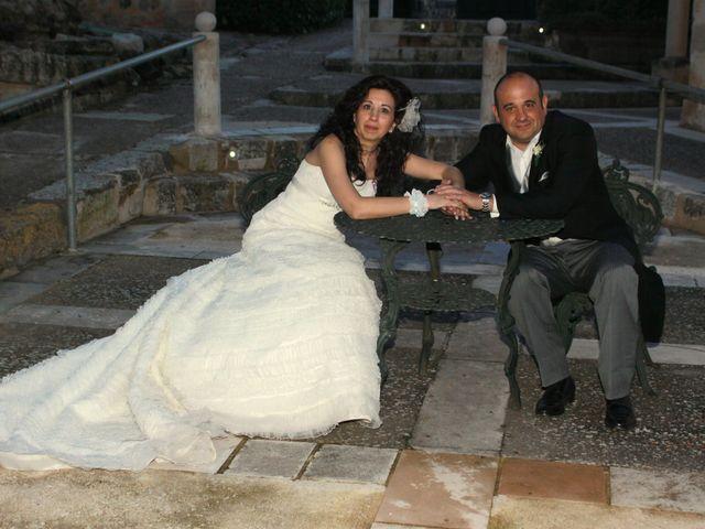 La boda de Ángel y Maite en Sotos De Sepulveda, Segovia 7