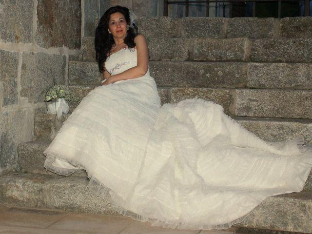 La boda de Ángel y Maite en Sotos De Sepulveda, Segovia 1