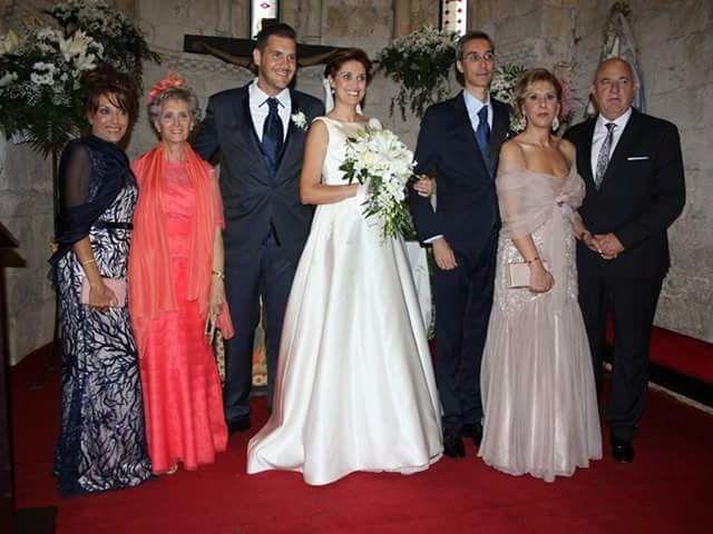 La boda de Daniel y Carolina en Arroyo De La Encomienda, Valladolid 4