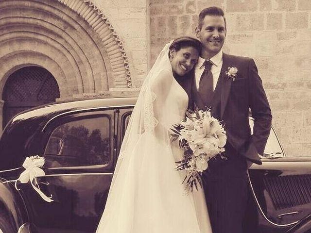 La boda de Daniel y Carolina en Arroyo De La Encomienda, Valladolid 2
